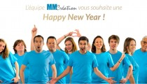 MMCréation vous souhaite une H.api new year