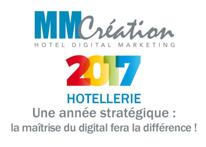 2017, une année stratégique pour l'hôtellerie