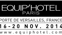 MMCréation au salon Equip'Hôtel du 16 au 20 novembre 2014