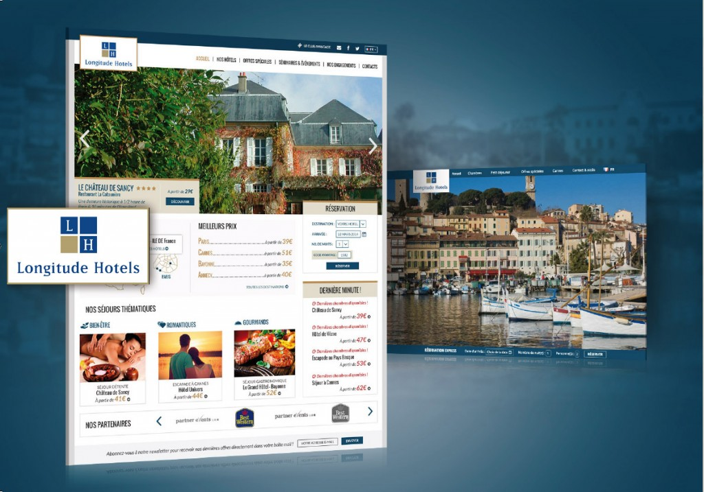 SITES INTERNET hotels design