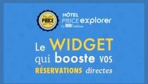 Hôtel Price Explorer: Infographie