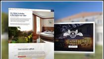 Mise en ligne et témoignage client – La Corderie Royale****